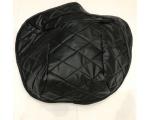 Коврики под сиденье УАЗ 452  (2 предмет)  (винил/кожа, поролон, ватин, стеганый