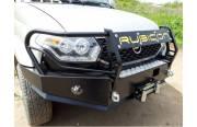 Бампер передний Рубикон с кенгурином на УАЗ Патриот