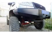 Кит-набор для самостоятельной сборки и сварки бампер силовой ПП-2 на УАЗ Патриот, Пикап