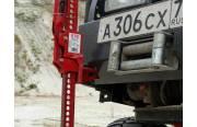 Кит-набор для самостоятельной сварки и окраски бампер Т-34-4 передний усиленный с кенгурином на УАЗ Патриот, сталь 3, 4, 6 мм