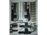 Центральный замок (установочный комплект) УАЗ-469, Хантер (4 двери)