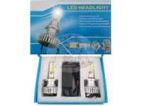 Комплект ксенона LED Н7 6000К 180