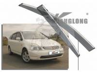 Ветровики KANGLONG HONDA STREAM RN# 00-07 811