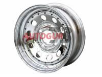 Диск колесный стальной УАЗ R15 OFF-ROAD Wheels 1580-53910 СН -19 А08 хром