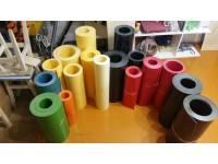 Пластик для изготовления защит, брызговиков (ширина 44 см), 0,5 м