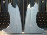 Комплект передних крыльев на УАЗ Патриот