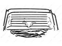 Дуги тента УАЗ-31512 (без тента)