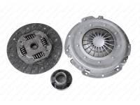 Комплект сцепления Starko IVECO 5-ти ступка (с муфтой 3160-00) (SPK24210/2D)