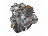 Двигатель (107 л.с) УМЗ 4216 ОО, АИ-92 Газель , инж (старая рама) без ГУР, ЕВРО-3(г/р, автобусы) (4216.1000402-00)