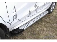 Пороги алюминиевые