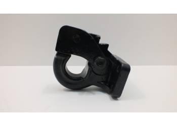 Фаркоп универсальный черный без шара с защелкой 2041