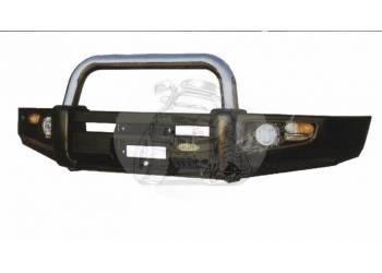 Бампер силовой передний NISSAN PATROL Y62 (2013-) HD12-NS-A5804-1S
