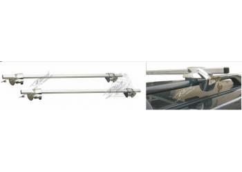 Рейлинги поперечные алюминиевые 137 см (54) с замком P0109 PJ-D026 54