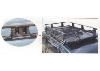 Багажник TOYOTA LAND CRUISER PRADO 120 (2003-2006) устанавливается на штатные места 197x117x19 см HD08-FJ120-D068