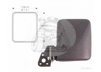 Зеркало заднего вида (190mmX159mm/штатное крепление) штатное крепление Toyota Haice/Dyna правое SL-1791R
