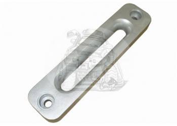 Клюз алюминиевый прямоугольный для лебедок 12000 LBS 1530