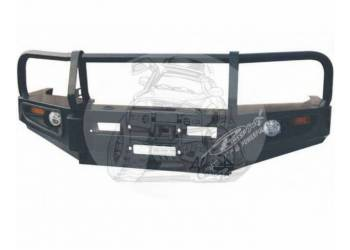 Бампер силовой передний NISSAN PATROL Y62 (2013) HD12-NS-A5804-3B