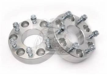 Проставка ступичная 6X139,7mm (6-5.5) алюминий (1шт) (толщина: 30мм, центральное отверстие 108mm, резьба на шпильках: 1.5) 6X139,7