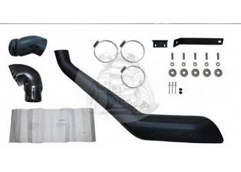 Шноркель Toyota Land Cruiser 200 (дизель 1VD-FTV 4.5л-V8 Intercooled Twin Turbo/бензин 2UZ-FE 4.7л-V8 DOHC) короткий ST200A
