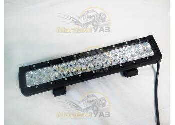 Фара светодиодная CH019B 90W 30 диодов по 3W, свет комбинированный