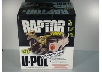 RAPTOR™ U-POL комплект чёрный (коробка 4+1)