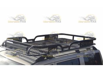 Багажник на УАЗ Патриот НАВИГАТОР с сеткой