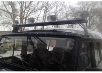 Люстра на УАЗ 469