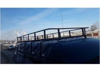 Багажник ГАЗель, Соболь, Баргузин Корзина 12 опор