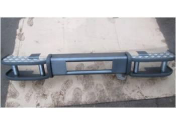 Бампер силовой задний на УАЗ 469 Акула