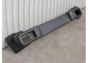 Накладка бампера Хантер задняя (315195-2804015) АБС