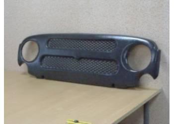 Накладка радиатора 469/Хантер (3153-8401010) АБС
