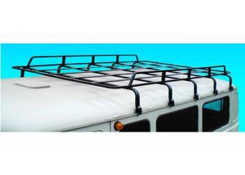 Багажник на УАЗ 452 Стандарт усиленный (10 опор)