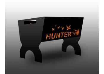 Мангал Hunter
