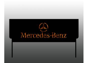 Мангал Mercedes-Benz-1