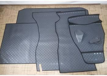 Покрытие пола с багажным отсеком (автолин) к-т на УАЗ Хантер КПП Даймос