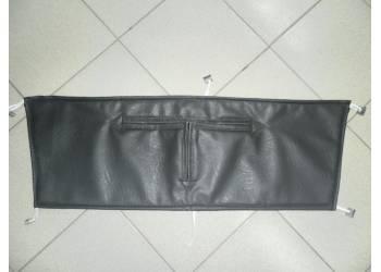 Утеплитель радиатора Патриот (в/кожа, поролон, ватин), черный