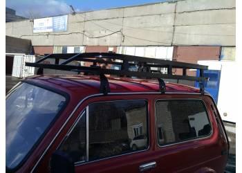 Багажник Зубр 2 на а/м Нива
