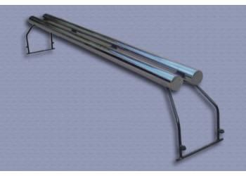 Люстра - кронштейн крепления галоген на крышу Хантер, нержавеющая труба