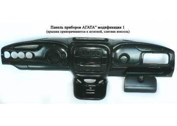 Панель приборов АГАТА УАЗ-452