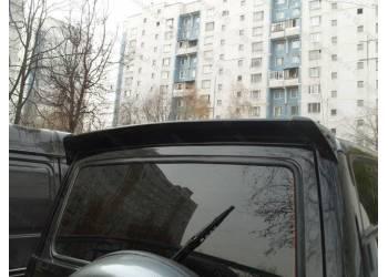Спойлер ТП на УАЗ Патриот  (без стоп-сигнала)