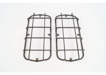 Защита задних фонарей УАЗ 469, 452, Хантер, Буханка, черный