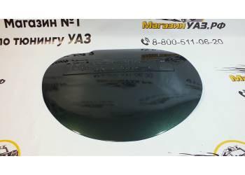 Заглушка ниши запасного колеса УАЗ Патриот Амулет (Зеленый)