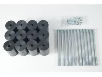 Комплект бодилифт УАЗ Хантер Хн-100 (100мм)