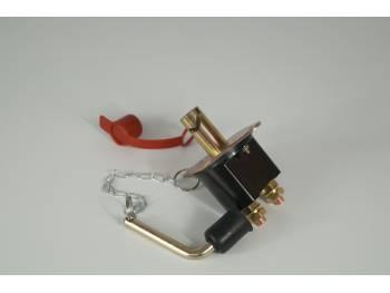 Размыкатель массы для лебедки 12000 LBS 12V 300А выключатель
