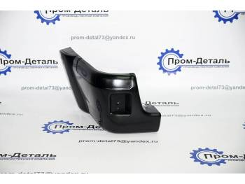 Накладка заднего бампера прав. УАЗ Патриот (3163-2804043)