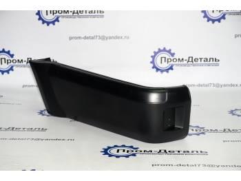 Накладка заднего бампера УАЗ Пикап лев. (2363-8212251-40) АБС