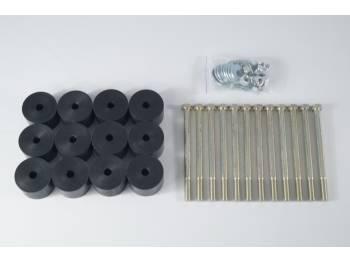 Комплект бодилифт УАЗ Хантер Хн-40 (40мм)