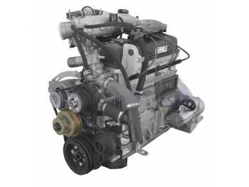 Двигатель (107 л.с) УМЗ 4216 ОО, АИ-92 Газел_ь с ГУР, инжектор ЕВРО-3, (грузовой ряд, автобусы)