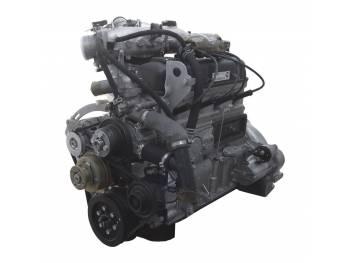 Двигатель (107 л.с) УМЗ 4216 ОО, АИ-92 Газель инж. (нов.рама) без ГУР, ЕВРО-3, (г/р,автобусы) (4216.1000402-20)