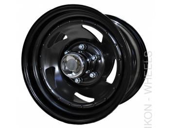 Диск колесный Р16 УАЗ IKON SNC032 ET- 0 5х139,7 8х16 черный
